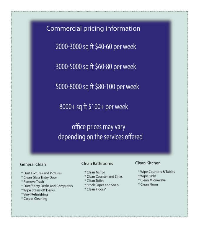 commercial-pricing
