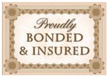 Covered by Liability Insurance